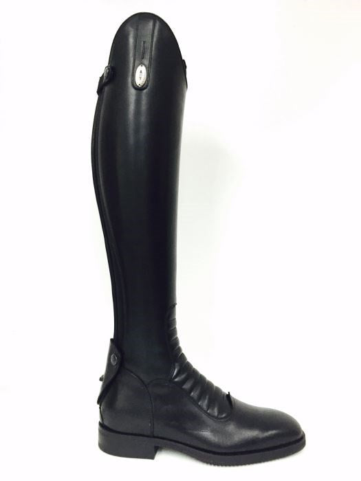 KROMO Slim Ankle Long Riding boots
