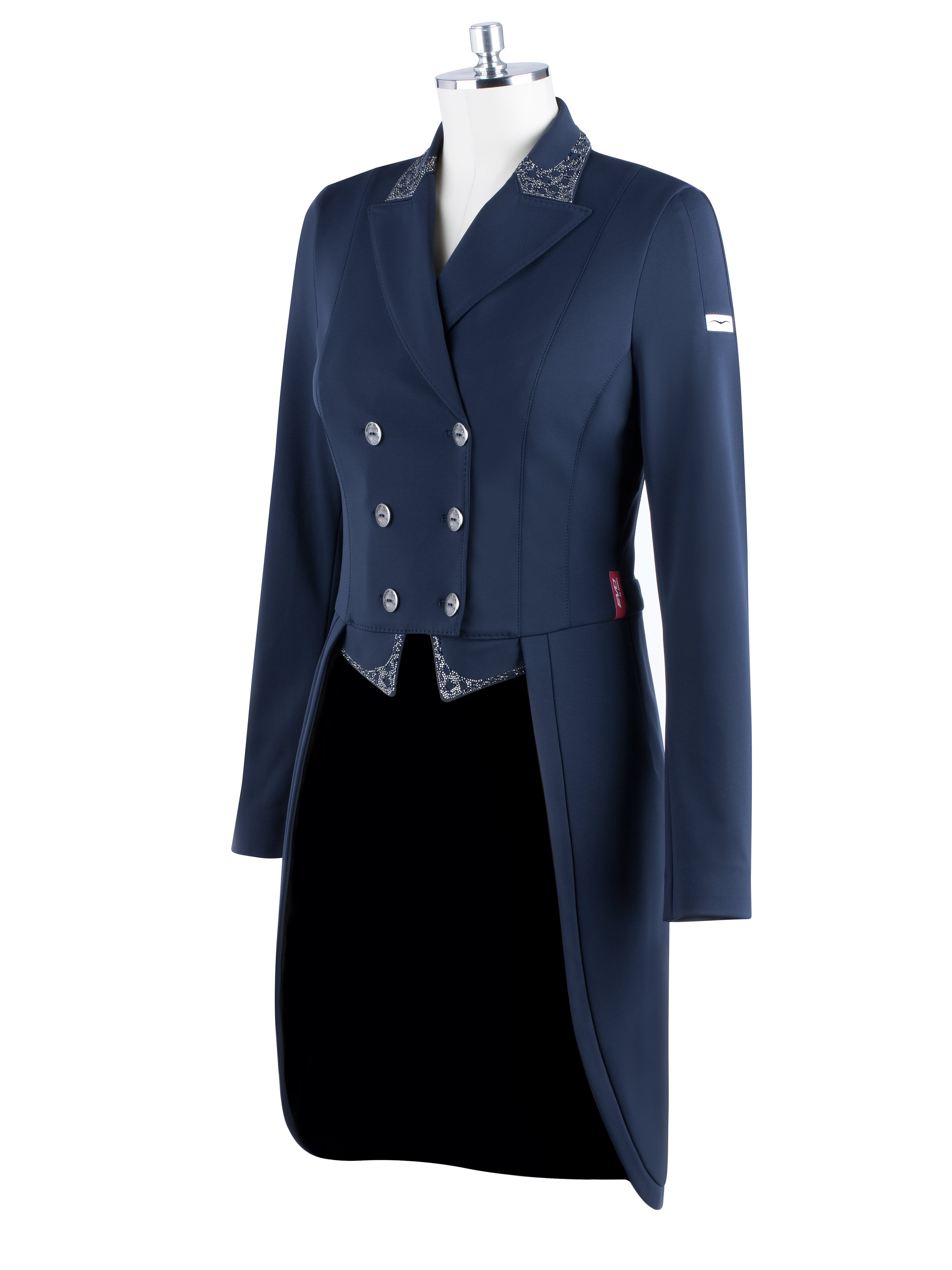 Customise Your Dressage Tailcoat
