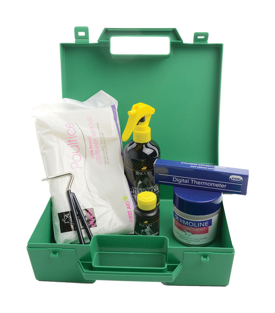 Lincoln First Aid Kit