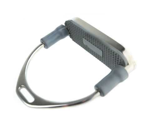 Shock Absorbing Stirrups