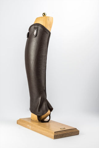 Brown volonato Leather Chaps