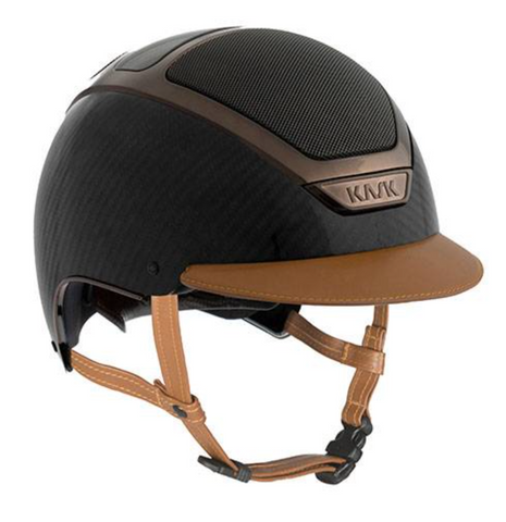 KASK HELMET - DOGMA CARBON LIGHT SHINE - Light Brown