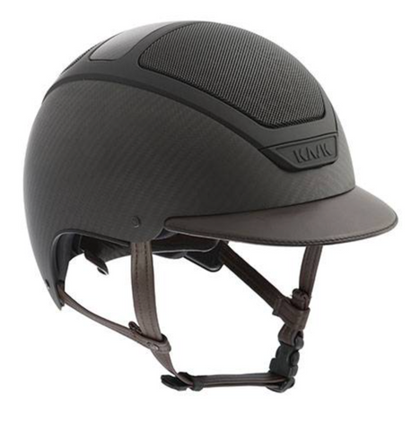 KASK HELMET - DOGMA CARBON LIGHT MATT - Dark Brown