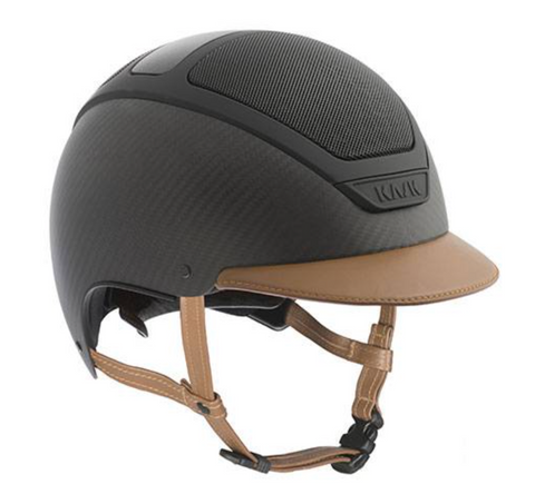 Copy of KASK HELMET - DOGMA CARBON LIGHT MATT - Light Brown