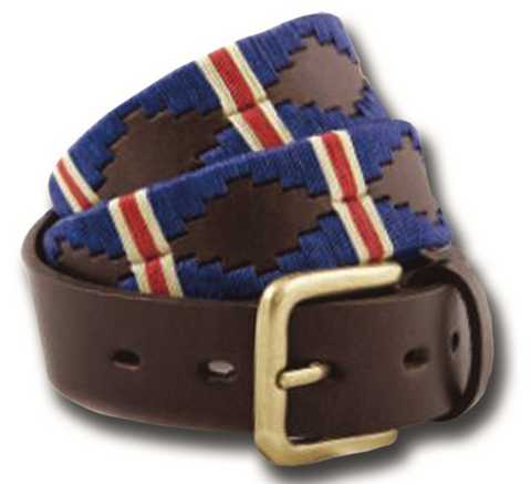 Traditional Argentine Polo Belt - Royale