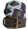 Traditional Argentine Polo Belt - Summer