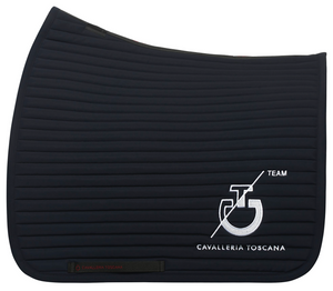 CT team dressage saddle pad