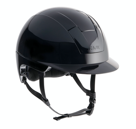 Kask KOOKI Black Shine