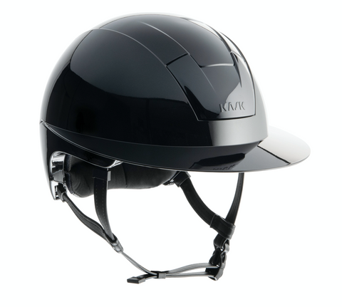 Kask KOOKI LADY black shine