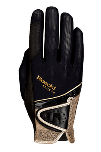 Roeckl Madrid - Black gold