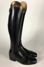 100 Lucertolina Bronze Top Riding Boots