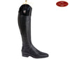 Patent Top Riding Boots