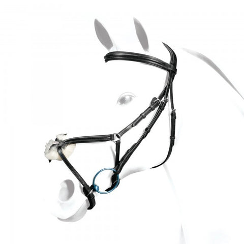 No Stress Grackle Bridle