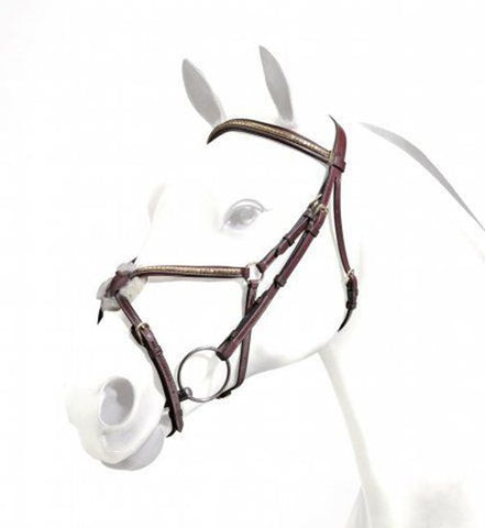 Emporio Clinchered Grackle Bridle