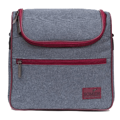 SOMEH COMPACT GROOMING BAG – MISTRAL
