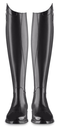 Ego7, Riding Boot, Black Leather, Tall Boot,