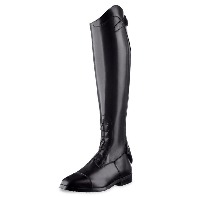 Ego7, Black Boots, Orion, Leather Riding Boots,
