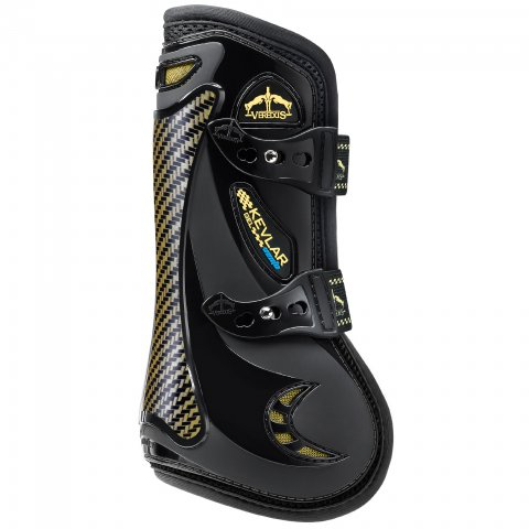 Kevlar Gel Vento Front Boot Black