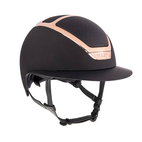 KASK HELMET STAR LADY BLACK EVERYROSE