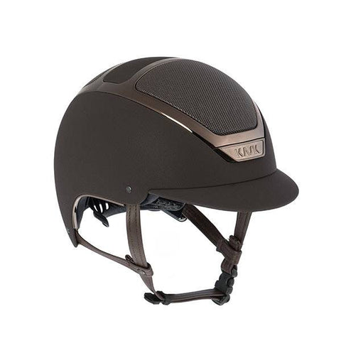 KASK HELMET DOGMA LIGHT CHROME BROWN
