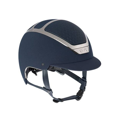 KASK HELMET DOGMA LIGHT CHROME NAVY SILVER