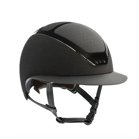 KASK HELMET STAR LADY BLACK