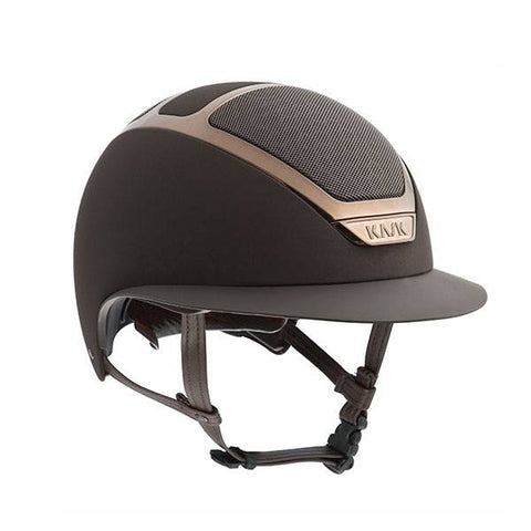 KASK HELMET STAR LADY BROWN