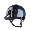 Cromo Polish Navy with a matt Navy Visor