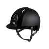 Cromo Black Textile with a Polish front & Visor
