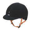 Cromo Black Velvet Riding Helmet