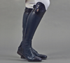 100 Navy with Anaconda top Riding Boots