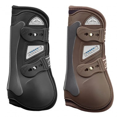 Olympus Open Front Boots