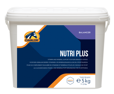 Cavalor NUTRI PLUS