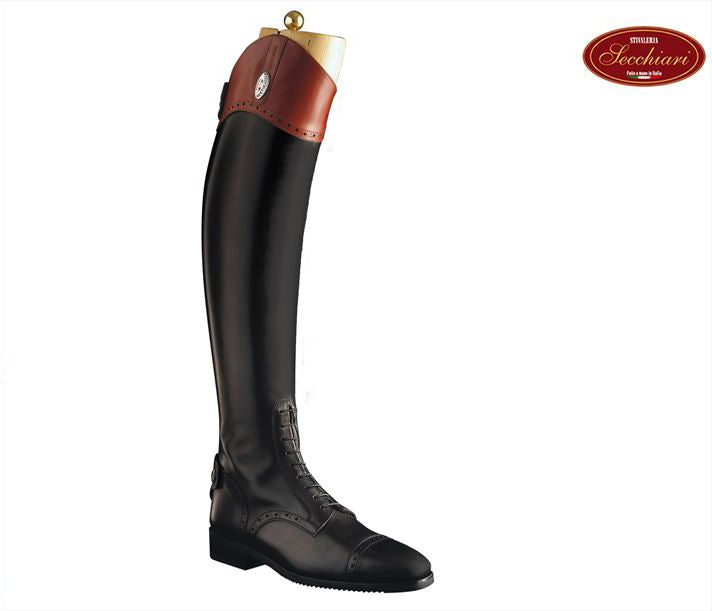 Traditional Hunting Top Style Boots