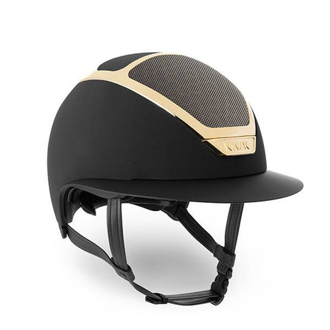 KASK HELMET - Star Lady Black/Gold