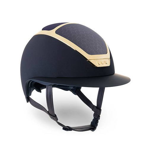 KASK HELMET - Star Lady Navy/Gold