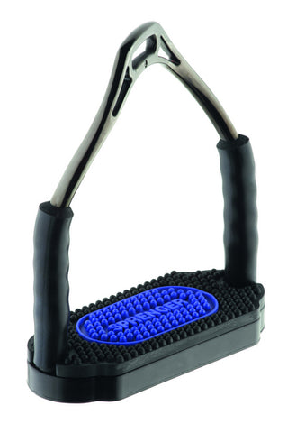 Bow Balance Safety Stirrups - Anthracite
