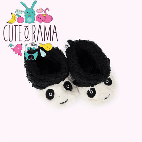 Cute Animal Baby Booties - panda or sheep