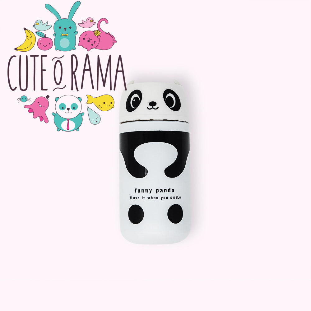 Cute Panda or Owl Thermos Mug/Flask