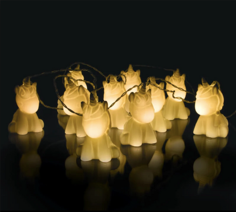LED Unicorn String Lights/Lanterns