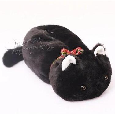 Kawaii Cat Plush Tissue Case/Napkin Box