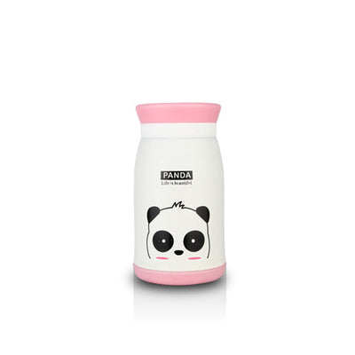 Kawaii Animal Thermos Mug/Flask - panda, elephant, duck, rabbit, lion, giraffe