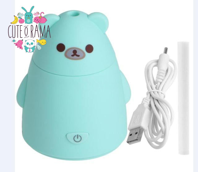 Kawaii Ultrasonic Air Humidifier - Bear or Panda