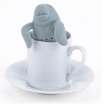 Manatee/Sea Cow Silicone Tea Infuser