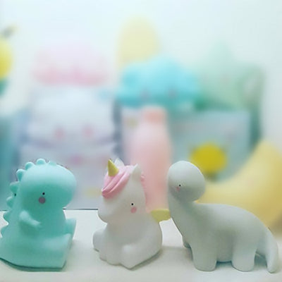 Cute Unicorn or Dinosaur LED Night Light