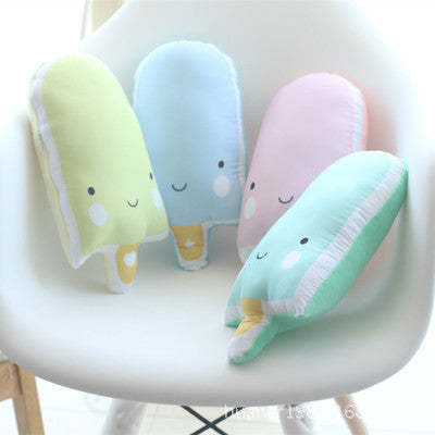 Popsicle Plush Pillows
