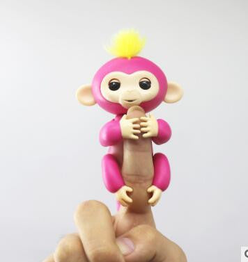 Fingerlings Interactive Cute Smart Toys - monkeys, unicorn and sloth