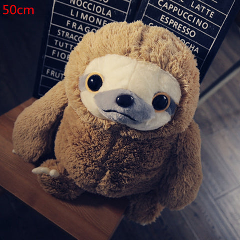 Kawaii Sloth Plush Toys - male and female