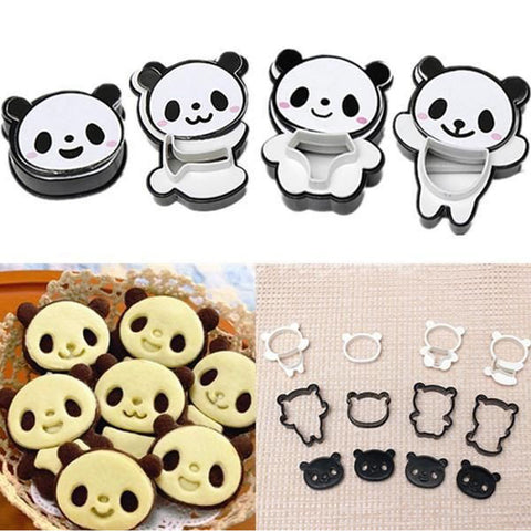 Panda Shaped Cookie/Candy/Cake Mold/Cutter