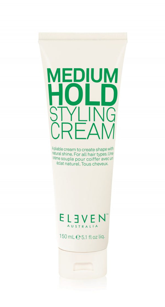ELEVEN AUSTRALIA MEDIUM HOLD STYLING CREAM